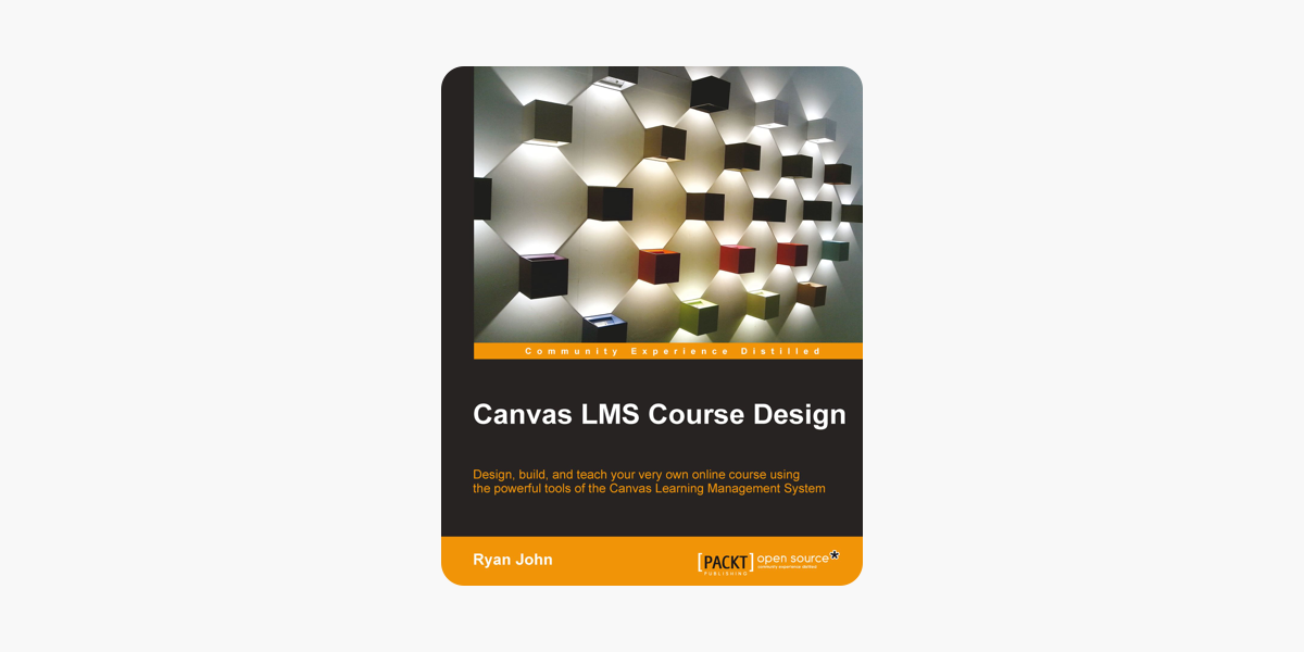 ‎Canvas LMS Course Design
