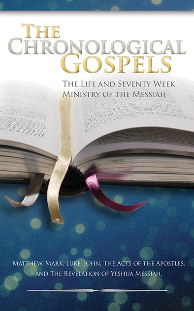 The Chronological Gospels by Michael J  Rood on Apple Books