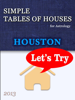 Simple Tables of Houses for Astrology Houston 2013 Let's Try - Interbars Inc.