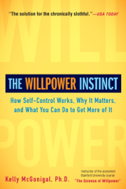 The Willpower Instinct book