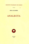 Analecta