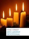 2013 Vine Street Advent Devotional