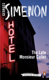 The Late Monsieur Gallet PDF Download