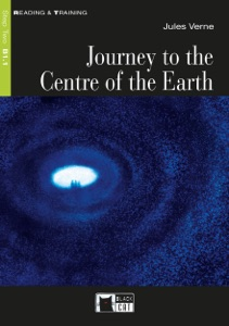Journey to the Centre of the Earth Book Cover