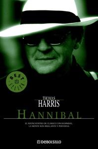 Hannibal (Hannibal Lecter 3) Book Cover