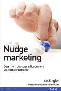 Nudge marketing La couverture du livre martien