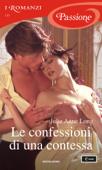 Le confessioni di una contessa (I Romanzi Passione) Book Cover