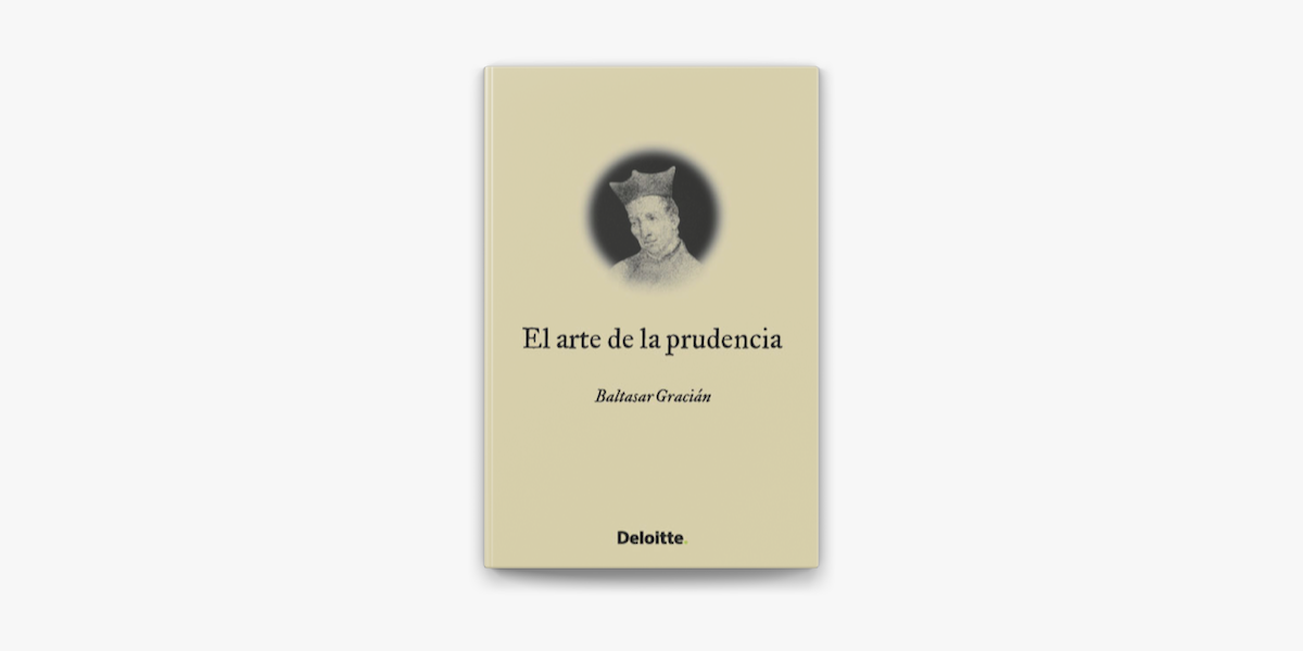 El Arte De La Prudencia On Apple Books
