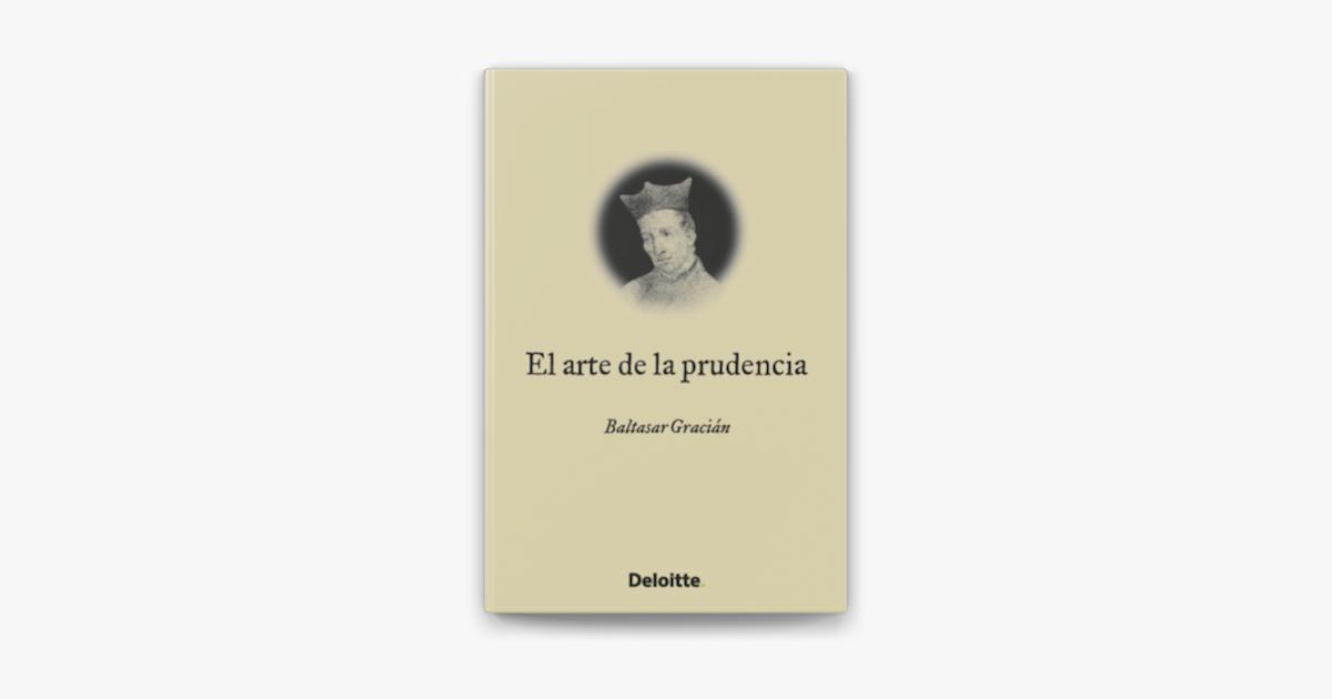 El Arte De La Prudencia In Apple Books