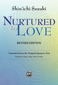 Nurtured by Love (Revised Edition) Libro Cover
