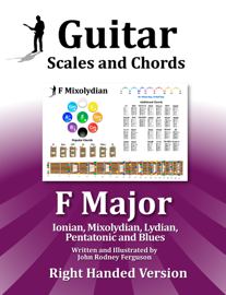 Guitar Scales and Chords - F Major book