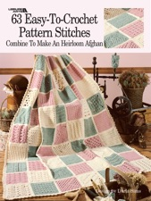 63 easy-to-crochet pattern stitches   leisurearts. Com.