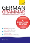 German Grammar You Really Need To Know Teach Yourself