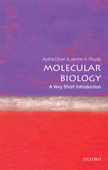 Molecular Biology:  A Very Short Introduction Book Cover
