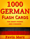 1000 German Flash Cards