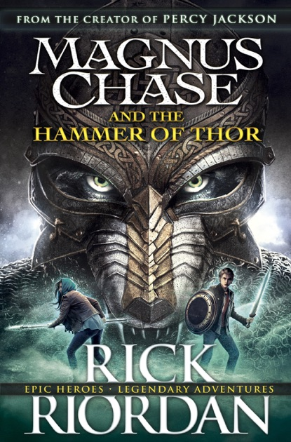 Magnus Chase and the Hammer of Thor (Book 2) by Rick Riordan on Apple Books