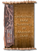 Aboriginal Bark Paintings  of Arnhem  Land