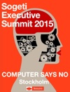 Computer Says No - Executive Summit