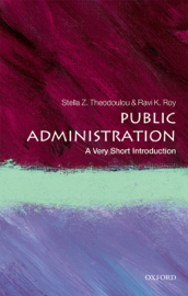 Public Administration: A Very Short Introduction book