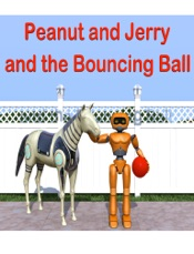 Download and Read Online Peanut and Jerry and the Bouncing Ball