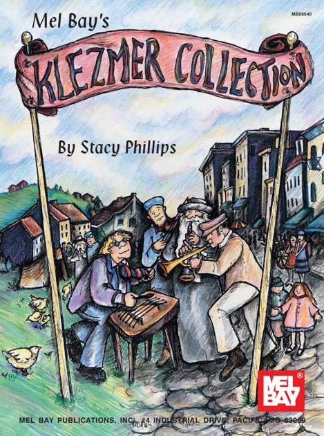 Klezmer Collection For C Instruments By Stacy Phillips On Apple Books