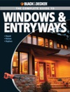 Black  Decker The Complete Guide To Windows  Entryways