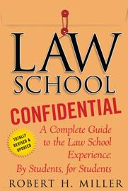 Law School Confidential book
