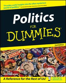 Politics for Dummies book