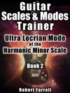 Guitar Scales And Modes Trainer Ultra Locrian Mode Of The Harmonic Minor Scale