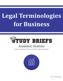 Legal Terminologies for Business