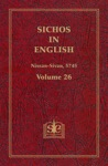 Sichos In English Volume 26 Nissan-Sivan 5745