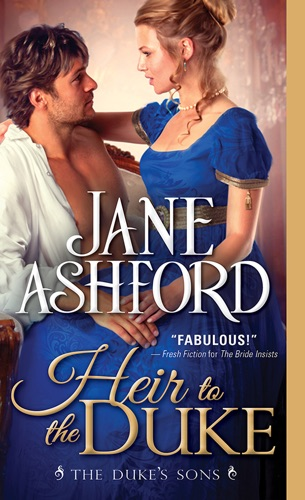 Heir to the Duke - Jane Ashford - Jane Ashford