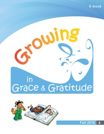 Growing In Grace Gratitude Storybook