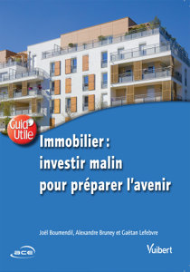 Immobilier : investir malin pour préparer l'avenir La couverture du livre martien
