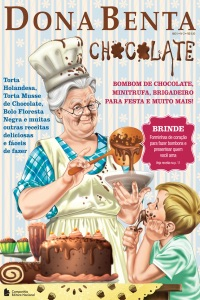 Dona Benta: Chocolate Book Cover
