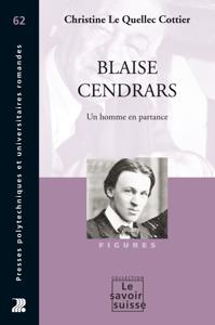 Blaise Cendrars La couverture du livre martien