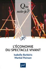 L'économie du spectacle vivant