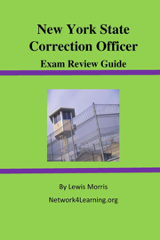 New York State Correction Officer Exam Review Guide book