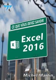 Excel 2016 - Michel Martin
