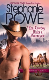 A Real Cowboy Rides a Motorcycle (Wyoming Rebels) PDF Download
