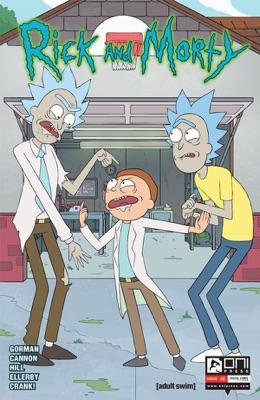Rick & Morty #3
