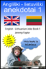 English Lithuanian Joke Book - Jeremy Taylor