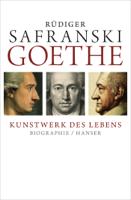 Rüdiger Safranski - Goethe - Kunstwerk des Lebens artwork