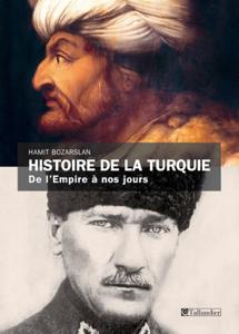 Histoire de la Turquie La couverture du livre martien