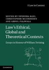 Laws Ethical Global And Theoretical Contexts