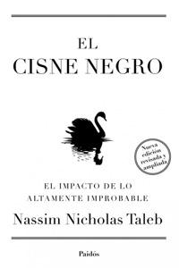 El cisne negro. Nueva edición ampliada y revisada Book Cover