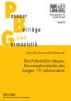 Das Polenbild In Meyers Konversationslexika Des Langen 19 Jahrhunderts