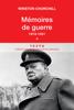 Mémoires de guerre (Tome 1) - 1919-1941 - Winston Churchill