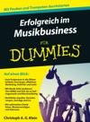 Erfolgreich Im Musikbusiness Fr Dummies
