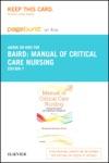Manual Of Critical Care Nursing - E-Book